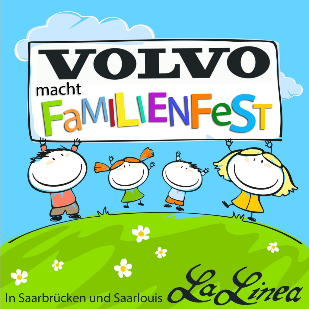 Volvo Familienfest 2013
