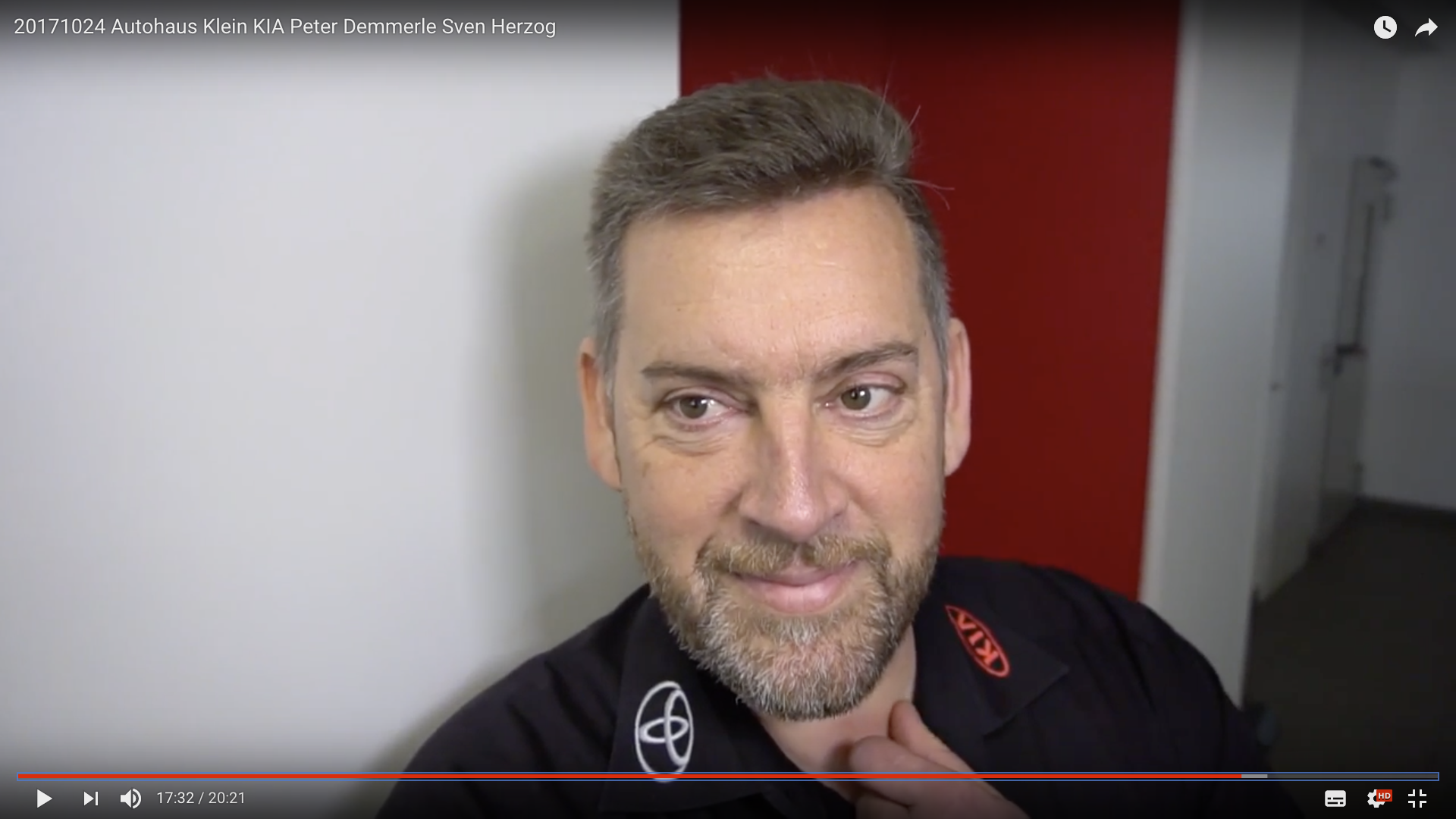 2017 Autohaus Klein KIA Peter Demmerle _MSM_MEDIEN_SAAR_MOSEL_SAARLAND_FERNSEHEN_1_ED_SAAR
