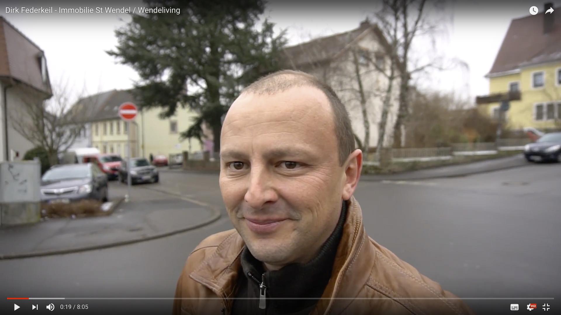 2017 Immobilie St Wendel : Wendeliving Dirk Federkeil_MSM_MEDIEN_SAAR_MOSEL_SAARLAND_FERNSEHEN_1_ED_SAAR