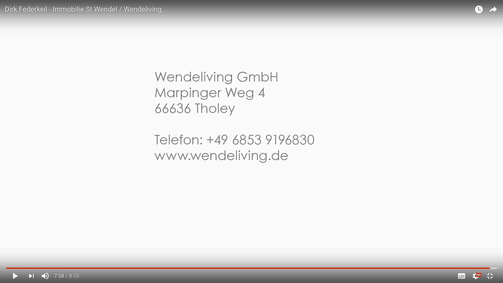 2017 Immobilie St Wendel : Wendeliving Kontakt _MSM_MEDIEN_SAAR_MOSEL_SAARLAND_FERNSEHEN_1_ED_SAAR