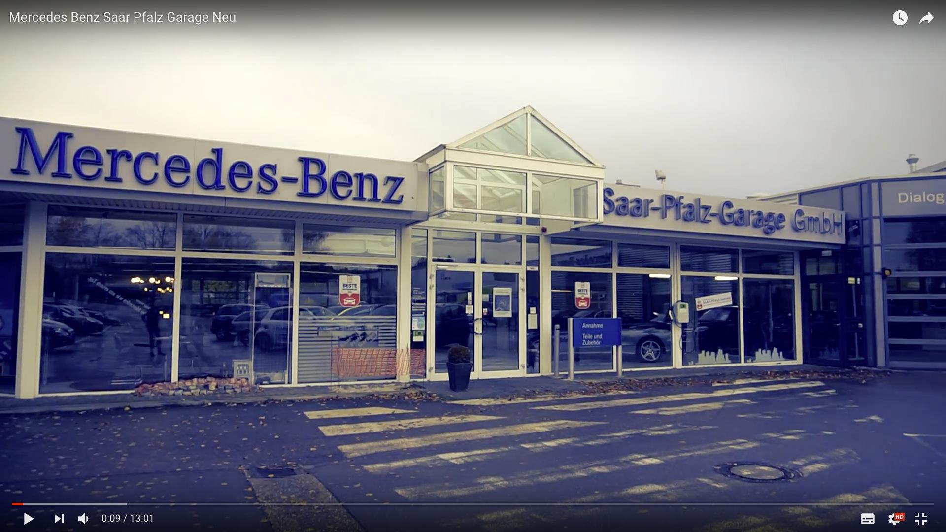 2017 Mercedes Benz Saar Pfalz Garage Neu Außen_MSM_MEDIEN_SAAR_MOSEL_SAARLAND_FERNSEHEN_1_ED_SAAR