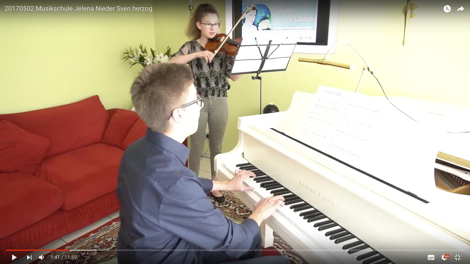 2017 Musikschule Jelena Nieder Unterricht zusammen_MSM_MEDIEN_SAAR_MOSEL_SAARLAND_FERNSEHEN_1_ED_SAAR