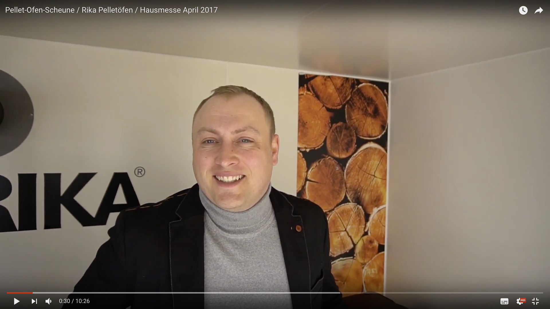 2017 Pellet-Ofen-Scheune : Rika Pelletöfen : Hausmesse Tim Lang_MSM_MEDIEN_SAAR_MOSEL_SAARLAND_FERNSEHEN_1_ED_SAAR