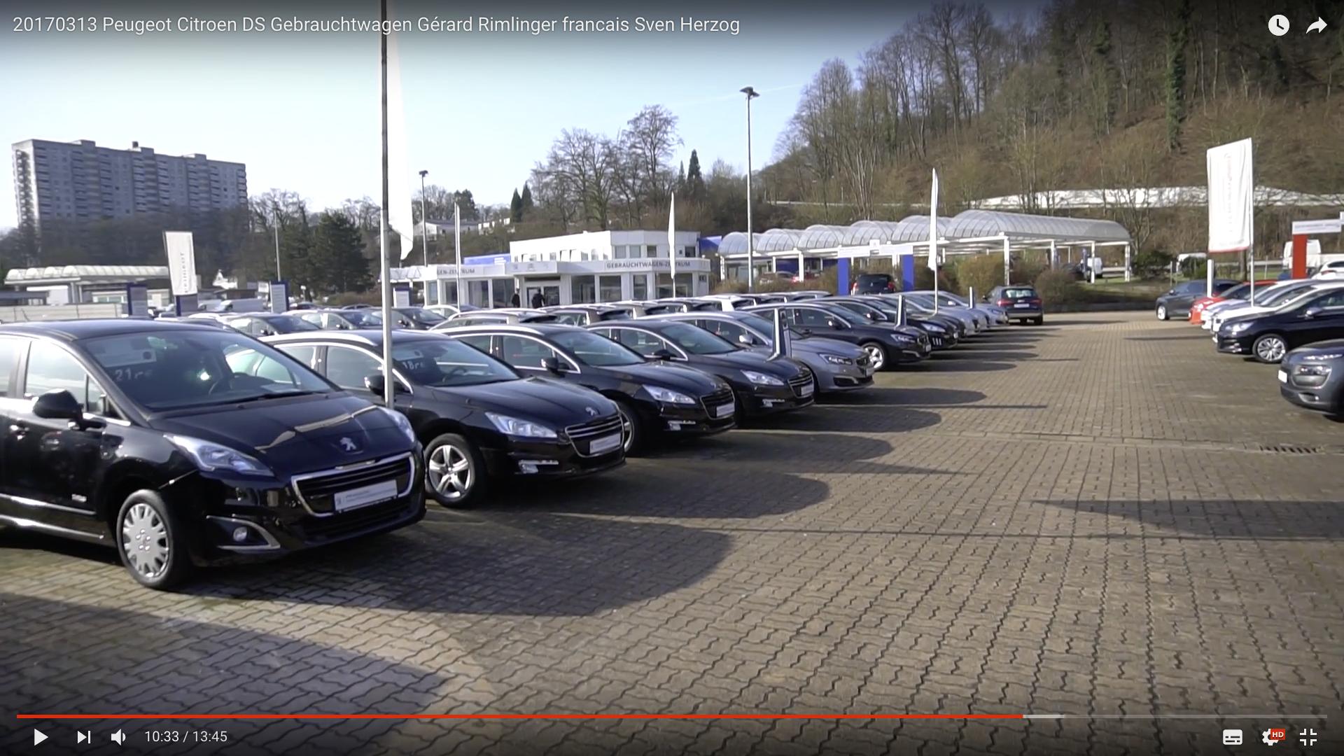 2017 Peugeot Citroen DS Gebrauchtwagen Gebrauchtwagenzentrum_MSM_MEDIEN_SAAR_MOSEL_SAARLAND_FERNSEHEN_1_ED_SAAR