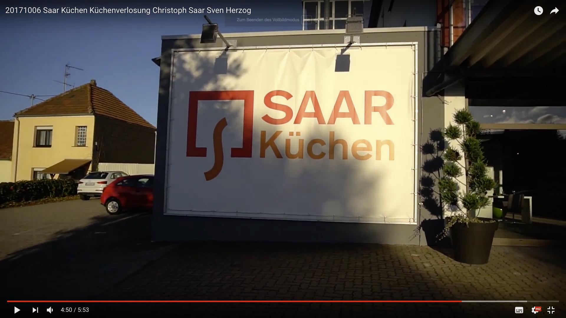 2017 Saar Küchen 1000€ Küche Wette Saar Küchen_MSM_MEDIEN_SAAR_MOSEL_SAARLAND_FERNSEHEN_1_ED_SAAR