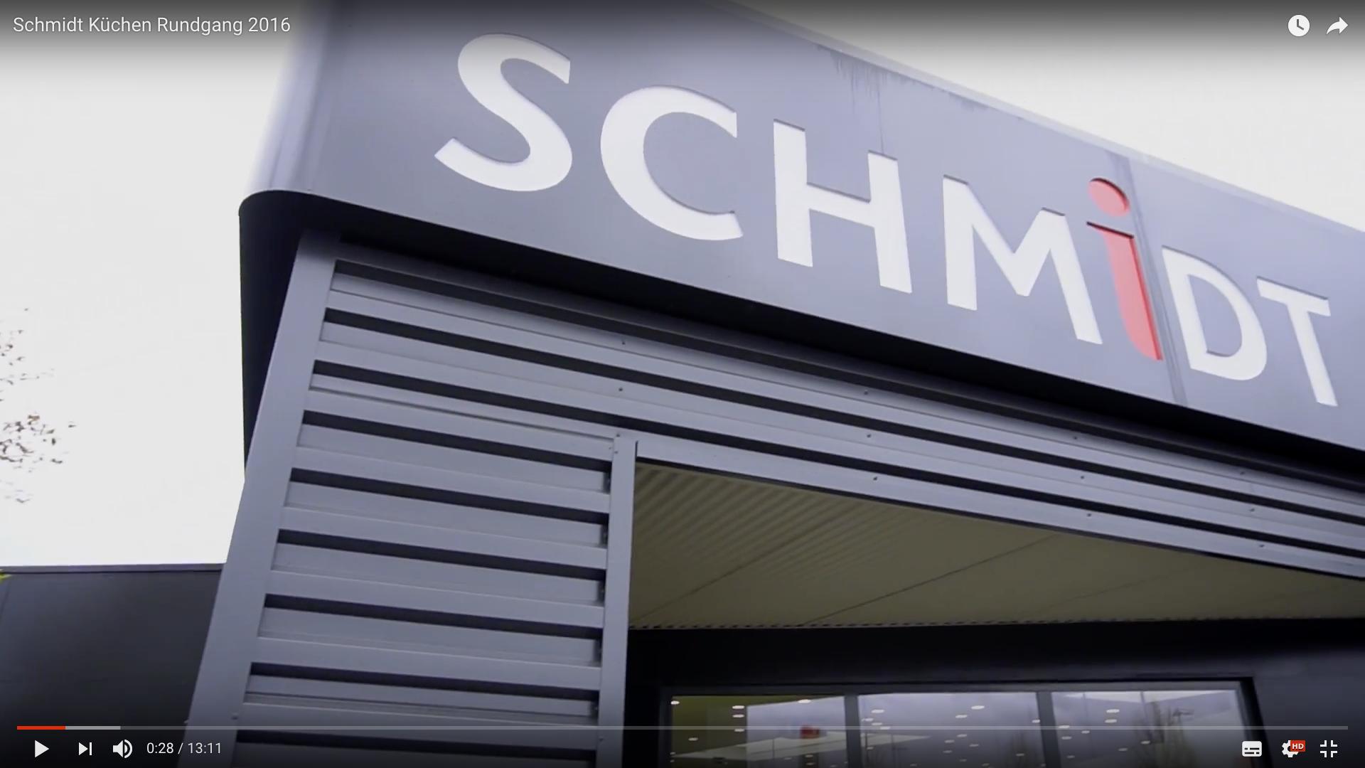 2017 Schmidt Küchen Rundgang 2016 Schmitd Küchen_MSM_MEDIEN_SAAR_MOSEL_SAARLAND_FERNSEHEN_1_ED_SAAR
