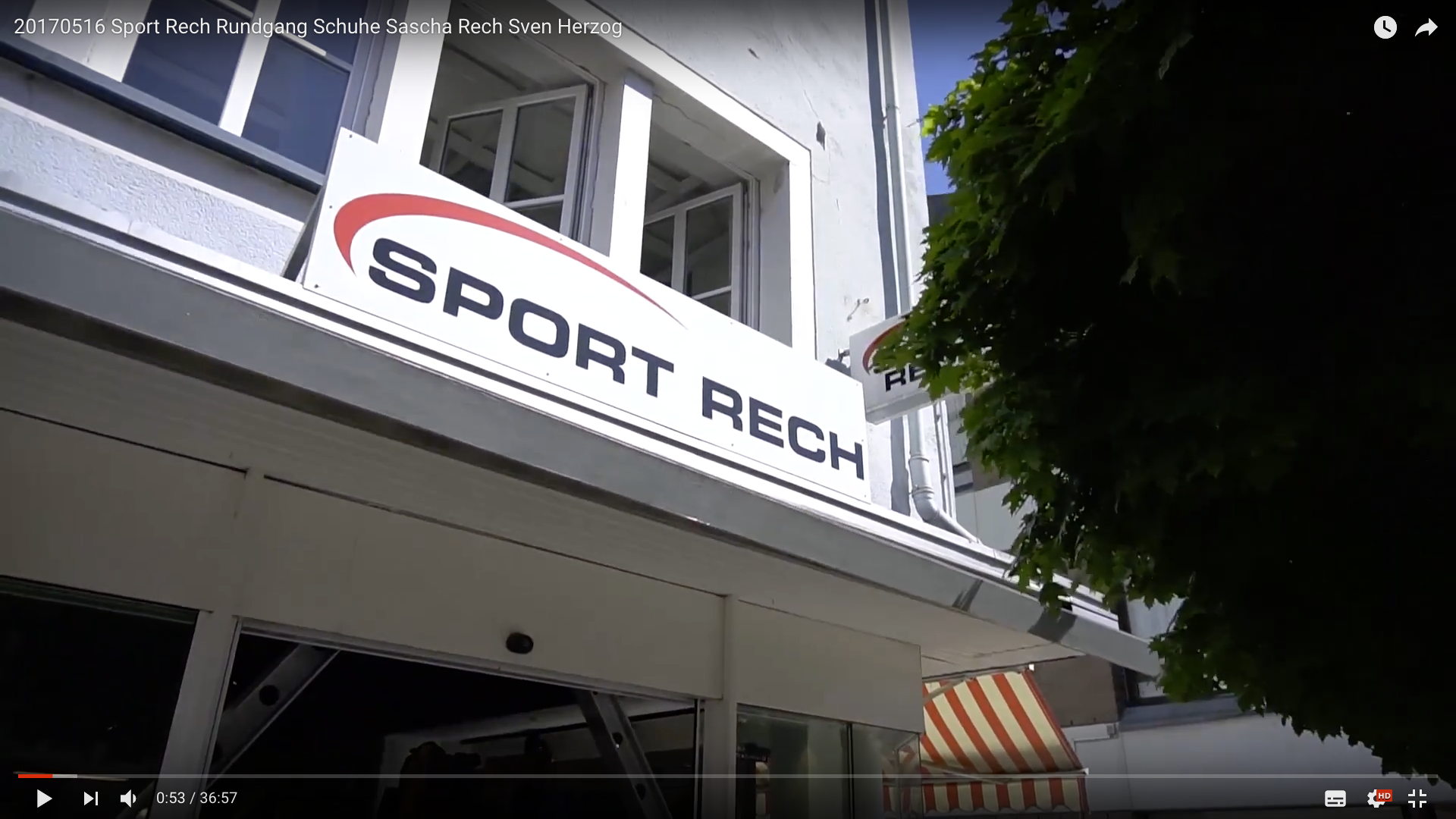 2017 Sport Rech Rundgang Schuhe Sport Rech _MSM_MEDIEN_SAAR_MOSEL_SAARLAND_FERNSEHEN_1_ED_SAAR