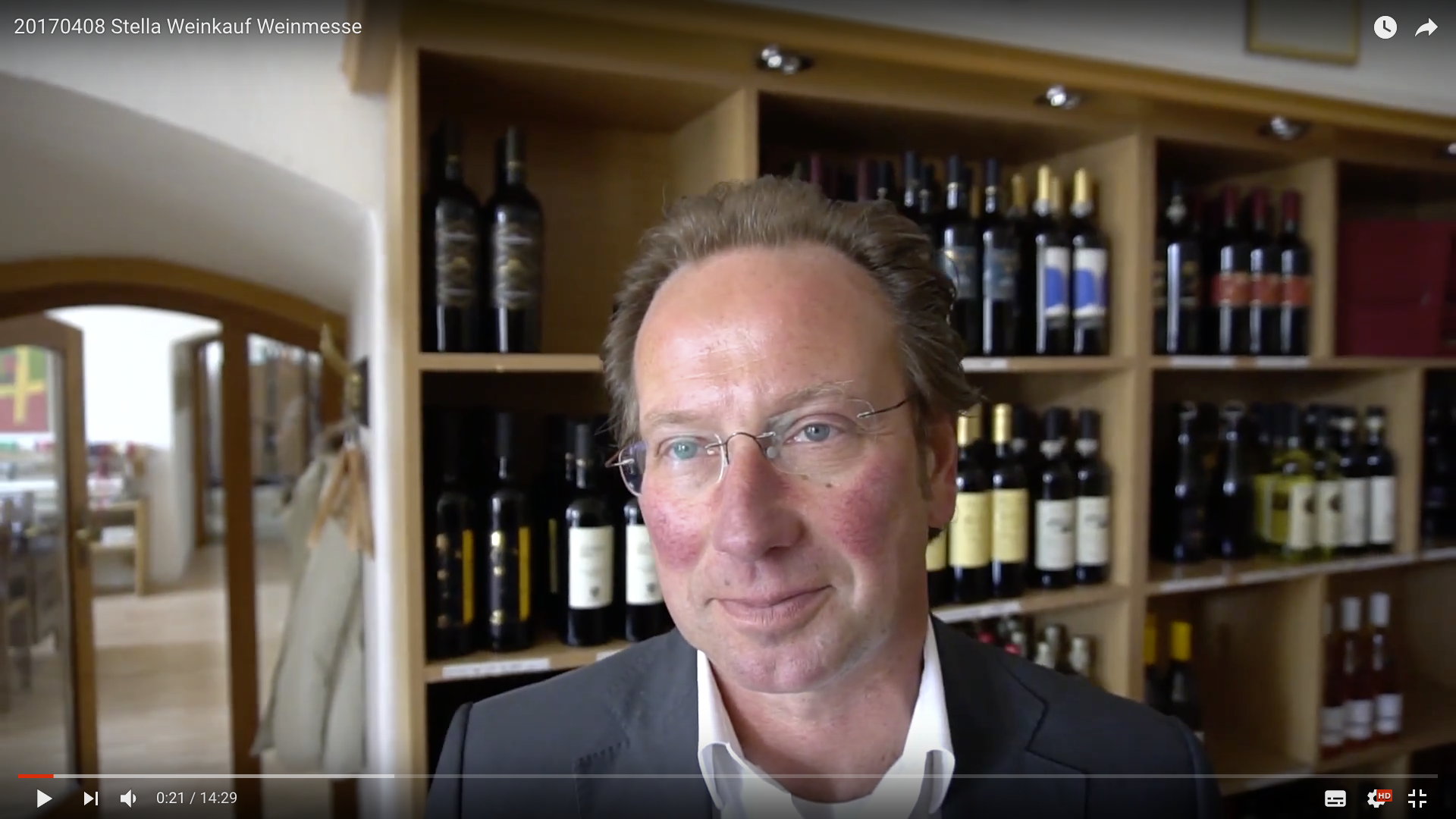 2017 Stella Weinkauff Ralf Weinkauff Weinmesse_MSM_MEDIEN_SAAR_MOSEL_SAARLAND_FERNSEHEN_1_ED_SAAR