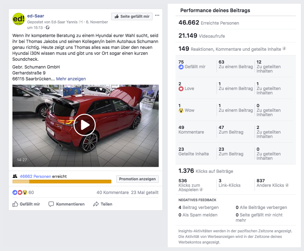 Autohaus Schumann Hyundai i30N Performance_MSM_MEDIEN_SAAR_MOSEL_SAARLAND_FERNSEHEN_1_ED_SAAR