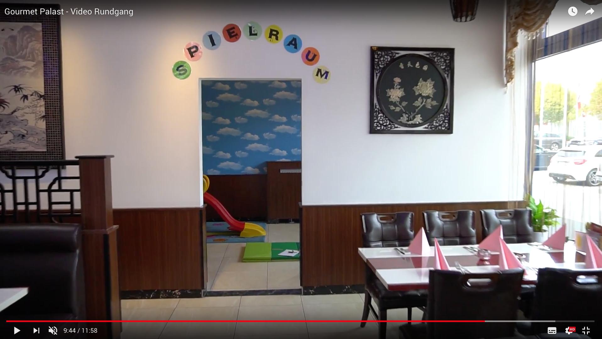 2017 Gourmet Palast - Video Rundgang Spielraum _MSM_MEDIEN_SAAR_MOSEL_SAARLAND_FERNSEHEN_1_ED_SAAR