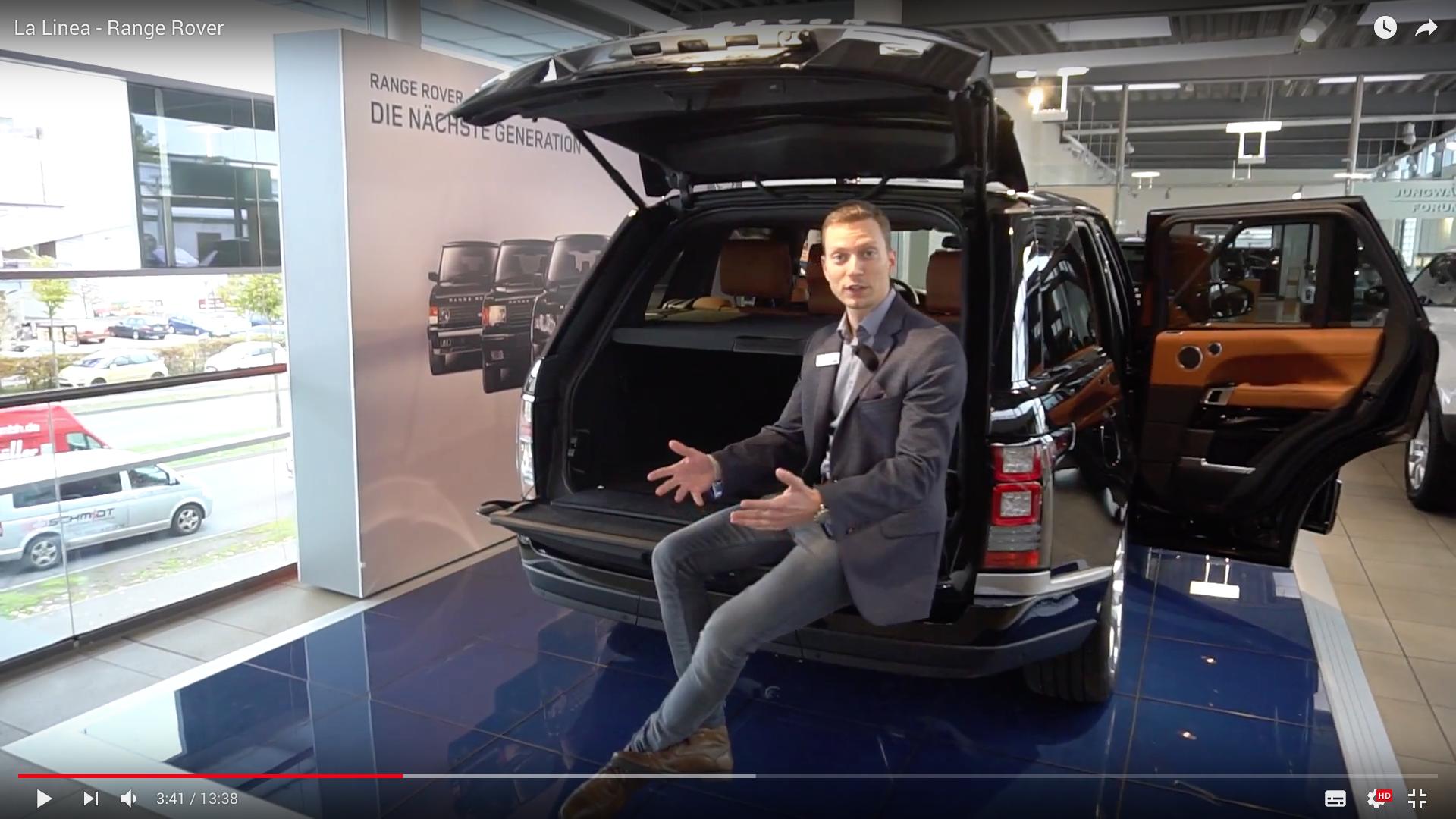 2017 La Linea - Range Rover Kofferraum_MSM_MEDIEN_SAAR_MOSEL_SAARLAND_FERNSEHEN_1_ED_SAAR