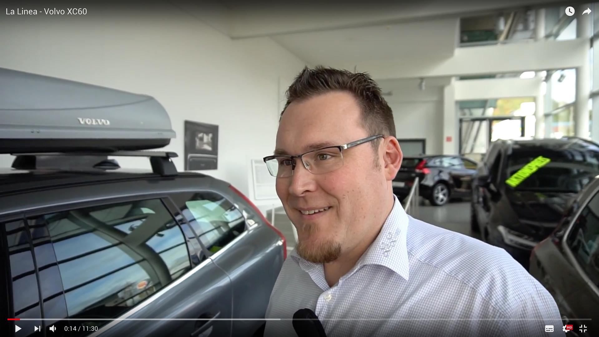 2017 La Linea - Volvo XC60_Kundenberater_MSM_MEDIEN_SAAR_MOSEL_SAARLAND_FERNSEHEN_1_ED_SAAR