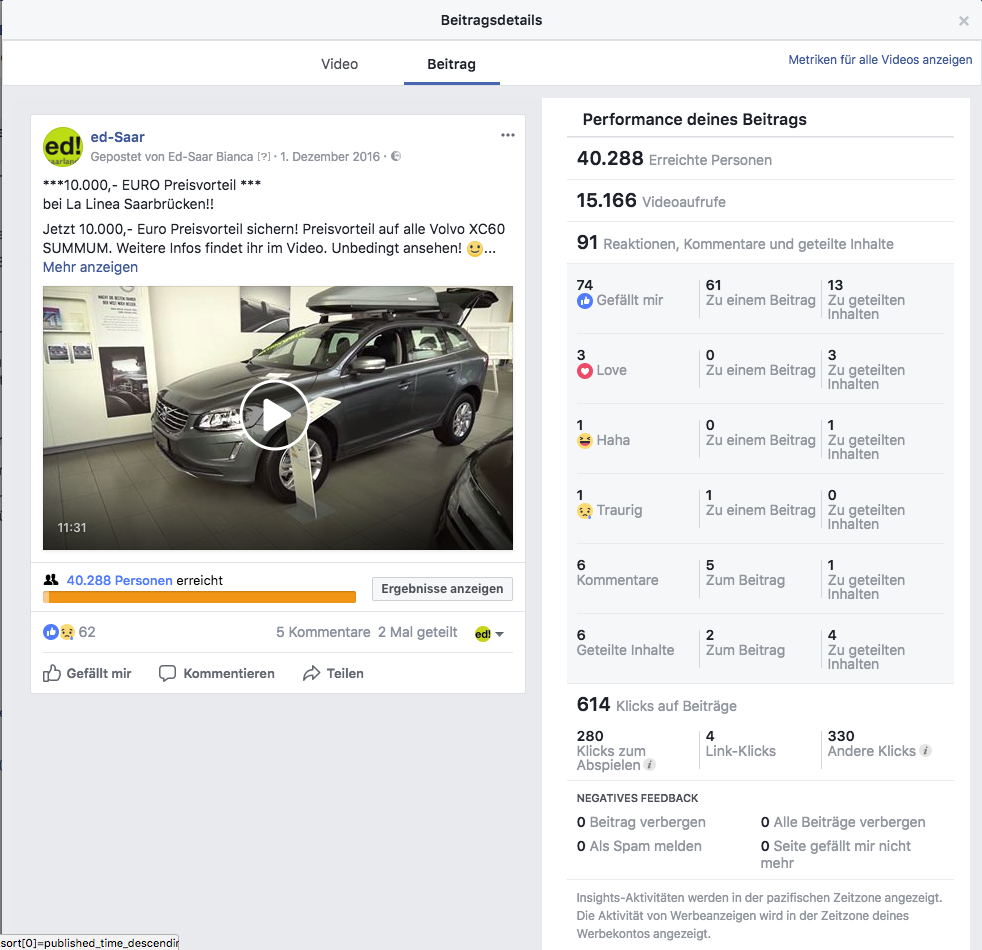 La Linea - Volvo XC60_Performance_MSM_MEDIEN_SAAR_MOSEL_SAARLAND_FERNSEHEN_1_ED_SAAR