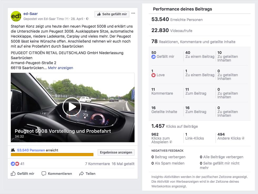 Peugeot 5008 Performance_MSM_MEDIEN_SAAR_MOSEL_SAARLAND_FERNSEHEN_1_ED_SAAR